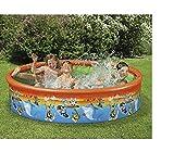 Familienpool Babypool Baby Pool Planschbecken Kinderpool Kinderplanschbecken Schwimmbecken Baby-Pool . Mit Koalabär , Krokodil , Känguru , Hai . Australien . Ideal für den Garten , Terrasse , Urlaub , Camping der ideale Wasserspass und Abkühlung an heissen Tagen ca. 155 cm Höhe ca. 30 cm Snap-Set Fix-Planschbecken Snap-Pool / Bestellungen von Montags - Freitags bis 14:00 Uhr werden noch am selben Tag versendet / Lieferzeit ca. 1-2 Werktage