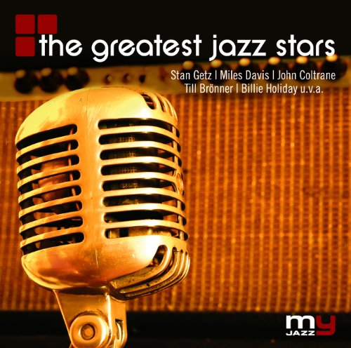 The Greatest Jazz Stars (My Jazz)