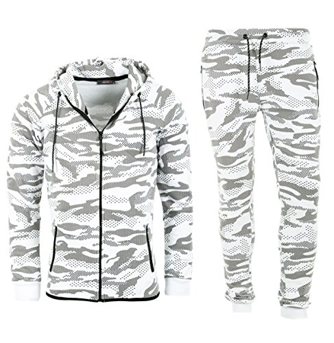 john-h-ensemble-de-survetement-anthracite-camouflage-m-blanc-gris