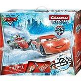 Carrera 20062359 - Go Disney, Pixar - Ice Drift, Spielbahnen