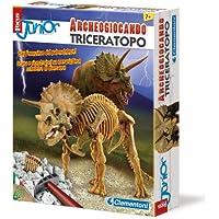 Clementoni 13810 - Focus Junior Archeogiocando Triceratopo