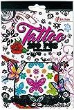 Brand Sseller Tattoo Sticker Sheet Disposable Tattoo-280Pieces Per Sheet 6Assorted Designs