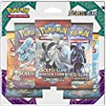Pokemon- Pack 5 boosters-Soleil et Lune, POK0062018, Cartes à Collectionner