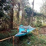 ShiXuan Personne Seule Randonnée Tente pour Les Arbres Camping en Plein air Arbre...