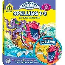 Spelling 1 - 2: Over 2,000 Spelling Words