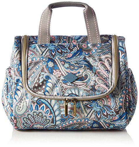 oilily-womens-oilily-travel-kit-with-hook-make-up-pouches-blue-size-24x12x21-cm
