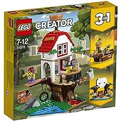 Lego Creator 31078–baumhausschaetze