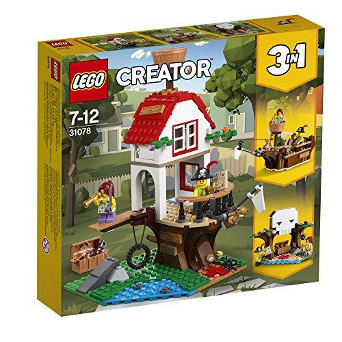 LEGO Creator - Tesoros de la casa del árbol 31078