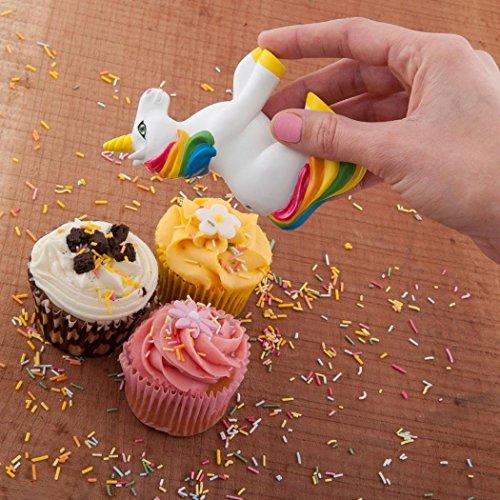GIFT Republic unicornio Sprinkles Shaker