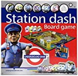Underground Ernie - Station Dash Board Game