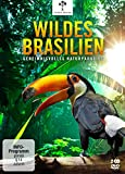 Wildes Brasilien [2 DVDs]