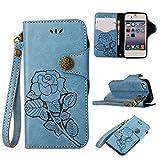 Cas de téléphone de Chengxin, pour iPhone 4 / 4S, étui de Protection en Cuir PU...