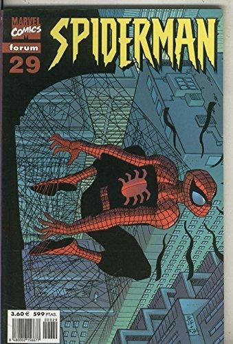 Spiderman tercera serie, prestigio lomo rojo numero 29