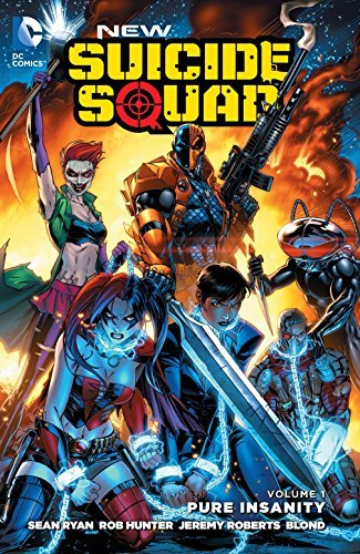 New Suicide Squad Vol. 1: Pure Insanity (The New 52) by Sean Ryan (2015-07-21)
