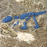T-Rex Dino-Sandformen-Set - Sandspielzeug Strandspielzeug