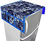 #7: Nisol Classic Purple Touch Refrigerator/Fridge Top Cover