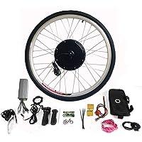 "RANZIX 28"" 250W/1000W Elektro-Fahrrad Umbausatz E-Bike Conversion Kit Hinterrad Motor Elektrofahrrad Umbausatz Set"
