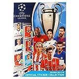 Unbekannt TOPPS – Champions League 2017/18 Sticker – Sacchetti, Album, Display