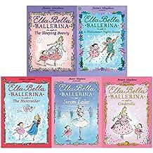 Ella bella ballerina series james mayhew 5 books collection set