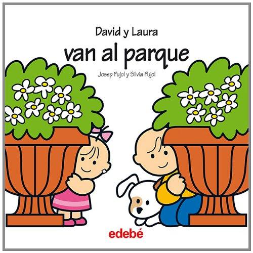 David y Laura: van al parque por Josep Pujol