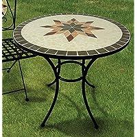table ronde fer forge jardin. Black Bedroom Furniture Sets. Home Design Ideas