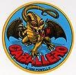 Powell Peralta Skateboard Sticker - Steve Caballero Official Reissue New Bones