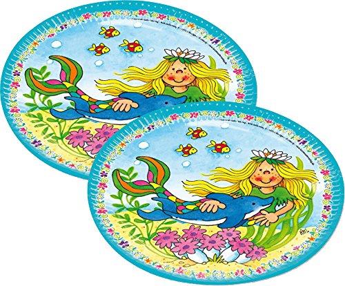 8-party-plates-toy-sina-starfish-lutz-mauder-11242-party-childrens-party-paper-plates-for-childrens-