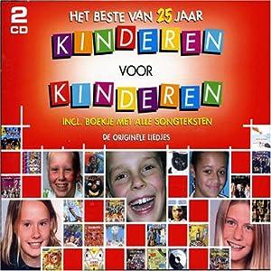 Kinderen voor Kinderen - Het Beste Van 25 Jaar Kinderen Voor Kinderen CD2