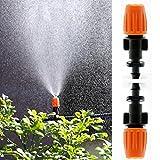 UxradG 50Garten Bewässerung Verstellbar Zerstäuberfunktion Micro Flow...