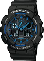 Casio G-Shock Analog-Digital Herrenarmbanduhr GA-100