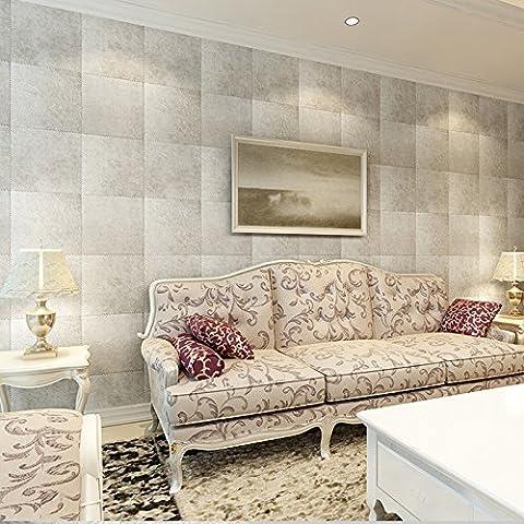 BTJC classica curva astratta 3D di alta qualit¨¤ e lusso moderno damasco texture goffrata wallpaper Victoria stoffe non tessute BTJC ±ÚÖ½0.53m (20,8