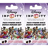 Disney Infinity Bonusmünzen Doppelpack (2 Blindpacks)Vol. 3