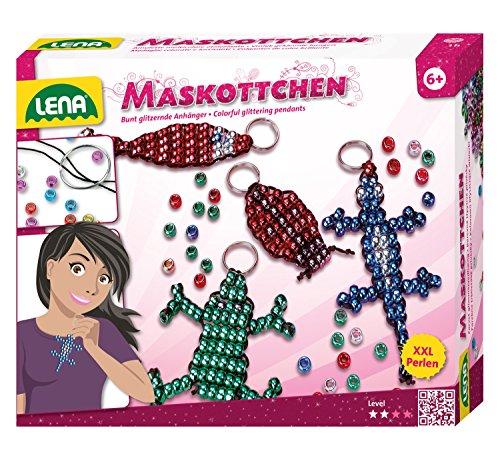 Lena 42015 - Bastelset für 4 (Maskottchen Tier)