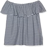 NAME IT Mädchen T-Shirt Nitraina SS Top F Lmtd, Mehrfarbig (Sky Captain), 158