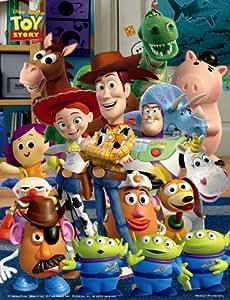 Et ses amis enveloppe de bulle Disney Puzzle 500 pi?ces Woody (Toy Story) 41-94 (japon importation)