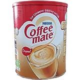 Nestle Coffee Mate - Blanqueador para café (1 kg, 2 latas)