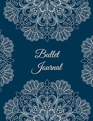 Bullet Journal: Classic Mandala, 8.5