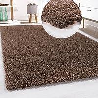 Le tapis à poils hauts Shaggy est l'un de nos tapis les plus appréciés. Il se distingue par des poils épais qui lui confèrent sa douceur typique. La forme moderne et les matériaux résistants font de Shaggy un élément d'aménagement élégant dans une a...