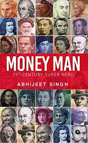 money-man-21st-century-super-hero-english-edition