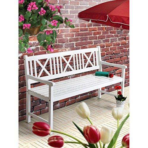 Sedex Aalborg Gartenbank 2-Sitzer Bank Sitzbank Holzbank Eukalyptus Massivholz