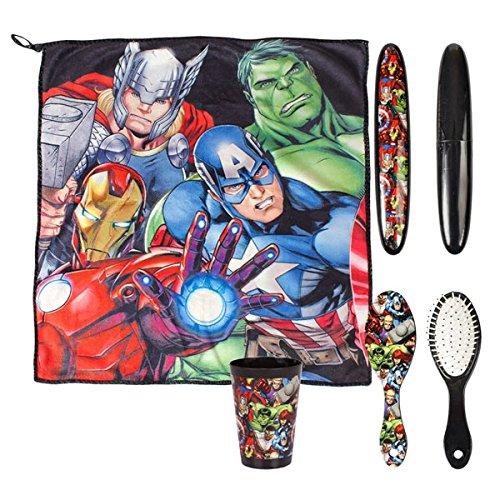 neceser-avengers-marvel-4-piezas