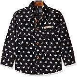 Little Kangaroos Boys' Shirt (12138_Blac...
