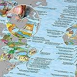 Bucket–Carte de voyage pour développer des lieux à visiter