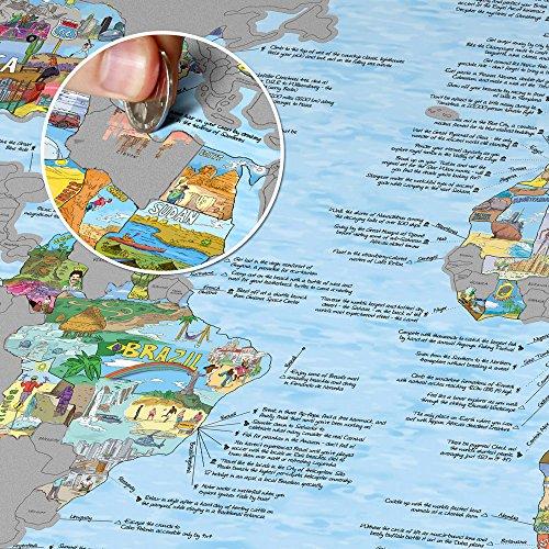 Bucket Mapa Del Mundo De Viaje - Mapa viaje desarrollar