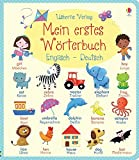 Mein erstes Wörterbuch: Englisch - Deutsch