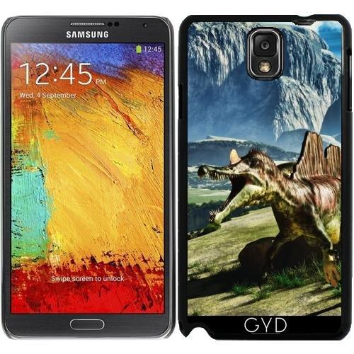 Hülle für Samsung Galaxy Note 3 (GT-N9500) - Ichthyovenator by Gatterwe Fossil Samsung Galaxy Note 3 Fall