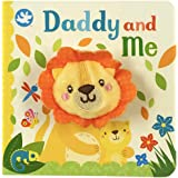 Daddy and Me (Finger Puppet Board Book)
