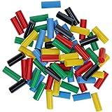 Bosch Mini Sticks 70-delig (Gekleurde lijmsticks, accessoires voor lijmstift Gluey) Gekleurd multicolor