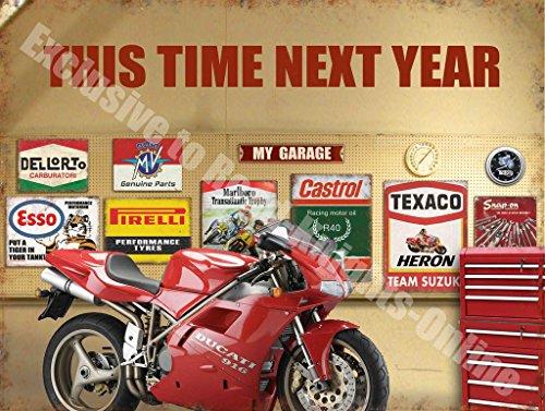 next-year-bike-my-garage-castrol-dellorto-esso-marlboro-texaco-snap-on-red-ducati-916-medium-metal-s