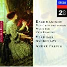 Rachmaninov: Music for two pianos (2 CDs)